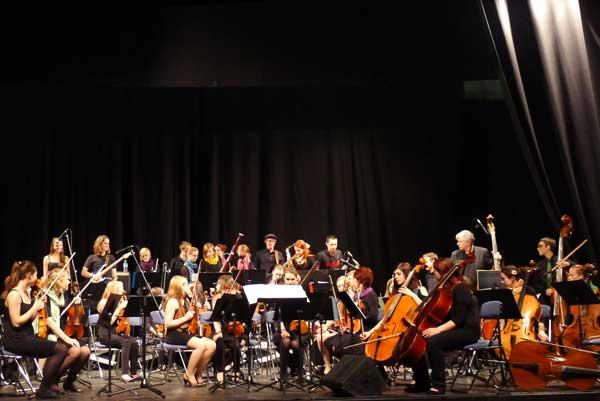 Orchesterstücke für Schulorchester